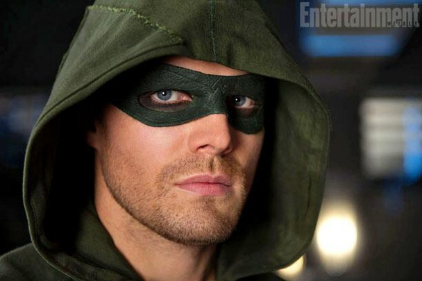 1-mascara-serie-tv-arrow-Green Arrow