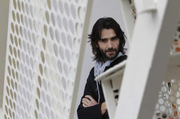Aitor Luna como Diego Alatriste y Tenorio