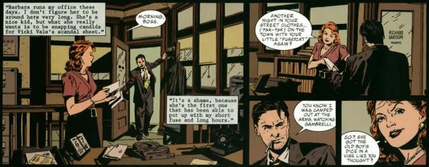 Batman en Nueve Vidas