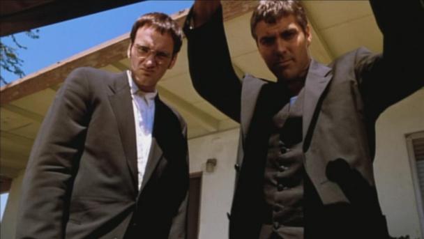 Tarantino y Clooney en Abierto hasta el Amanecer