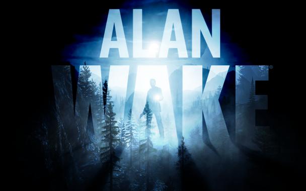 Alan Wake wallpaper by Louie82Y