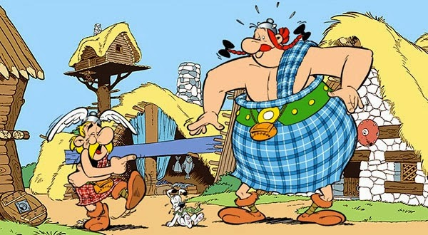 Asterix arrasa