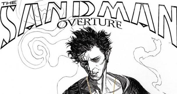 Banner The Sandman Overture