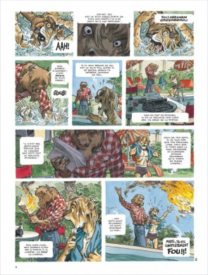 Blacksad Amarillo pag
