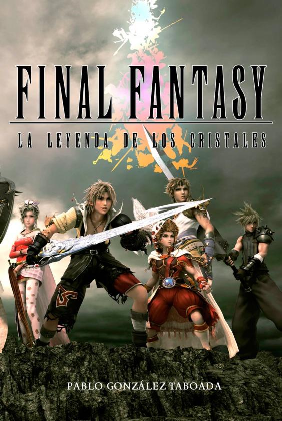 Cubierta final fantasy la leyenda de los cristales