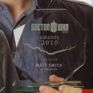 Doctor Who Magazine Award