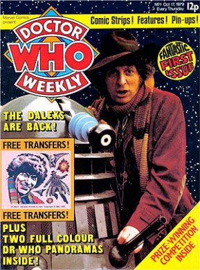 Doctor Who Weekly