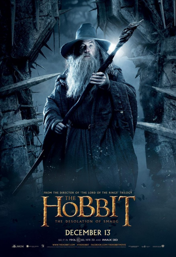 El Hobbit Gandalf