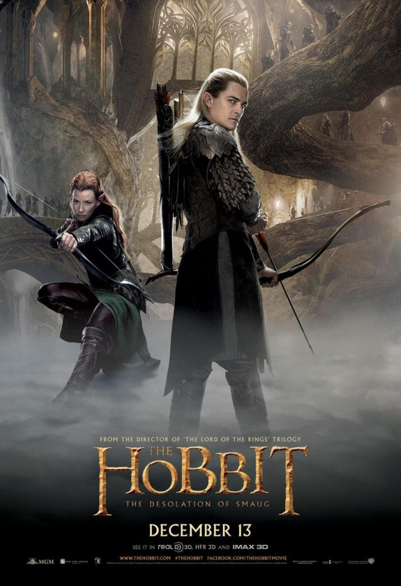 El Hobbit Legolas