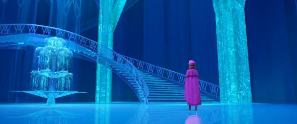 Frozen, el reino helado