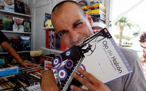 Imagen David Aja Ojo de Halcón