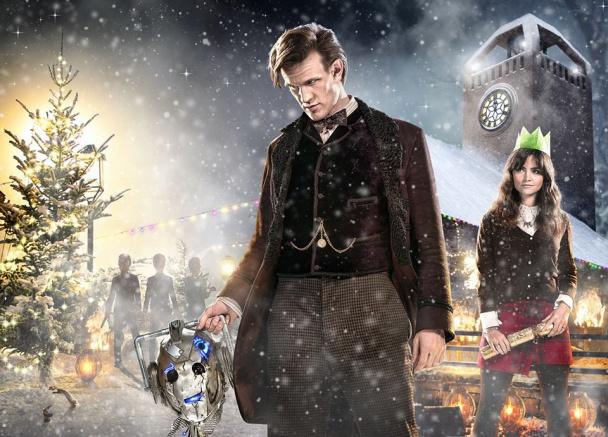 Imagen Doctor Who Especial Navidad 2013