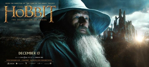 Imagen El Hobbit La Desolación de Smaug Gandalf