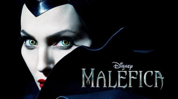 Imagen Maléfica Angelina Jolie