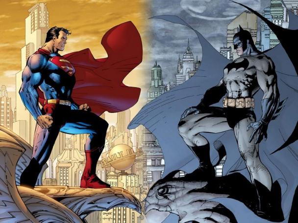 Imagen batman vs superman
