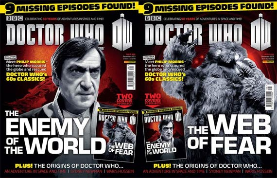 Número 466 Doctor Who Magazine