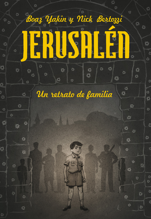 Portada de Jersualén un retrato de familia