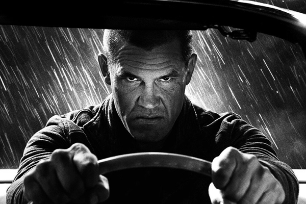 Josh Brolin - Sin City