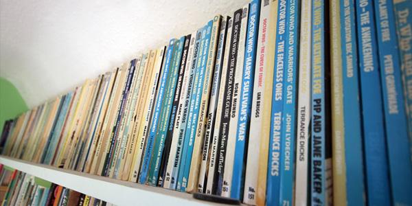Libros Doctor Who