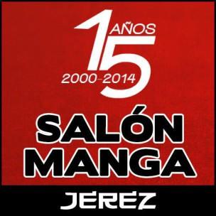 Logo Salón Manga Jerez 2014