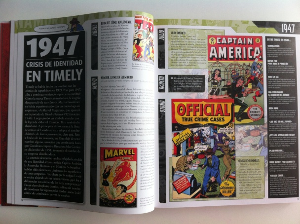 Marvel Guía Definitiva 1947