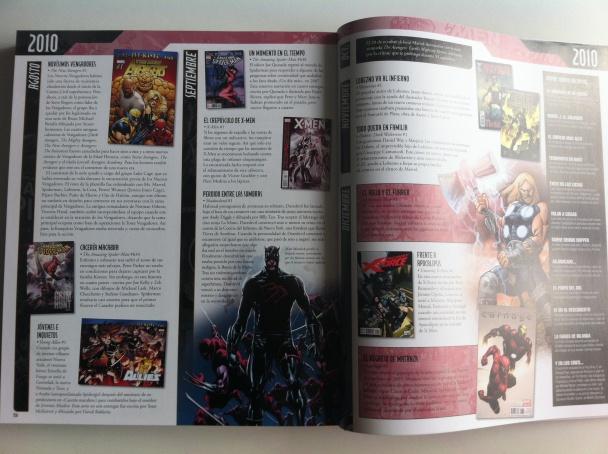 Marvel Guía Definitiva 2010