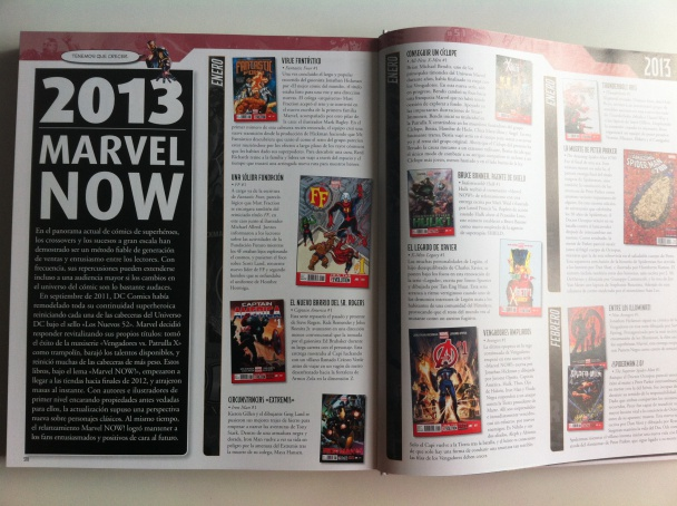 Marvel Guía Definitiva 2013
