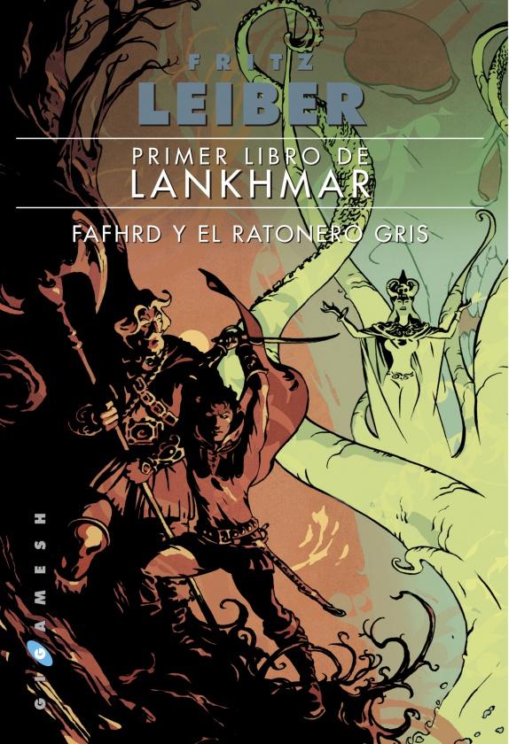Portada  - Primer libro de Lankhmar
