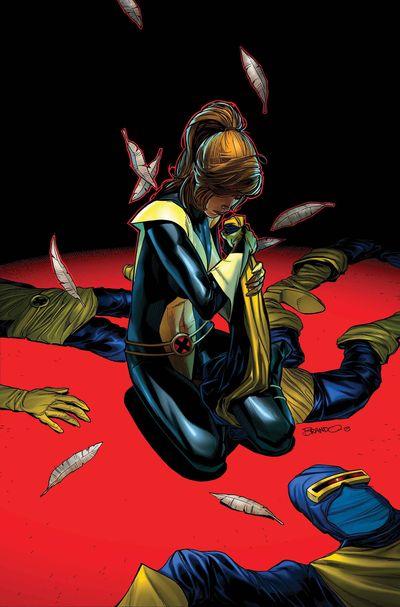 Portada de All New X-Men #18