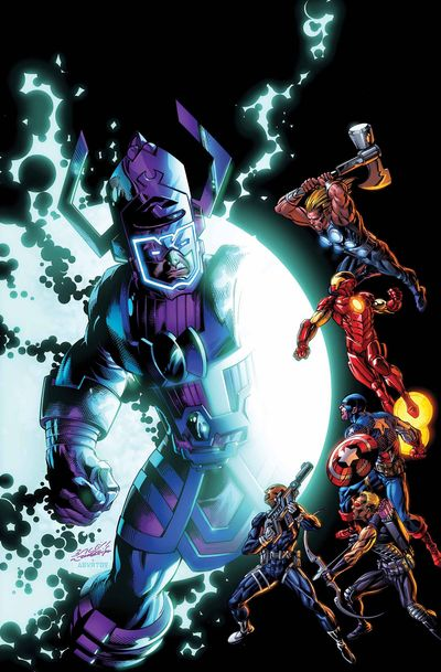 Portada de Cataclysm The Ultimates Last Stand #1