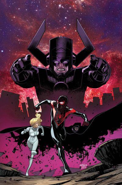 Portada de Cataclysm Ultimate Spider-Man #3
