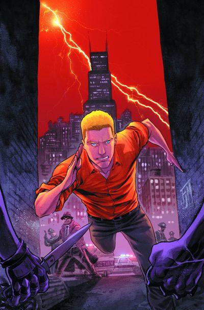 Portada de Flash #25