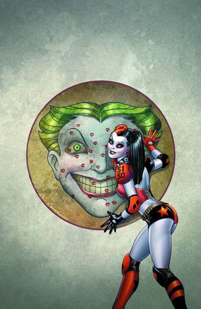 Portada de Harley Queen #0