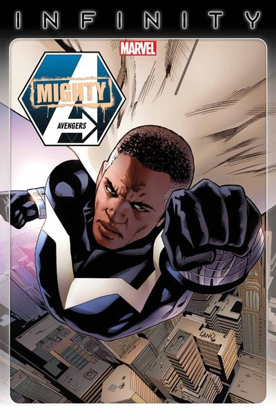 Portada de Mighty Avengers #3