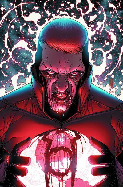 Portada de Red Lanterns #25