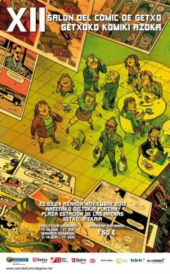 Salon Getxo cartel