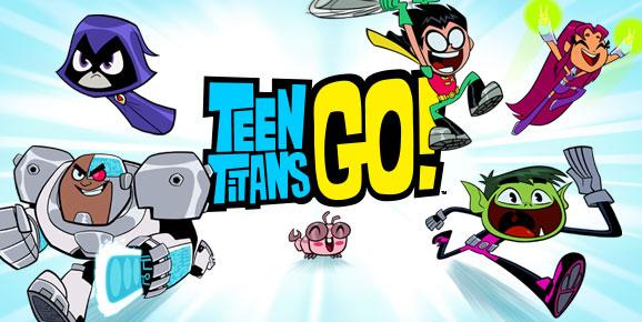 Personajes de perfil adolescente titanes