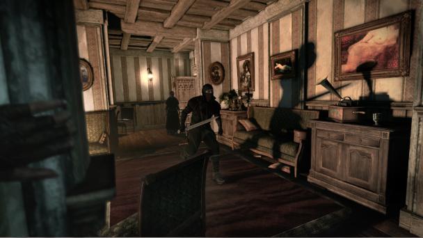 Thief - Aislamiento - 6