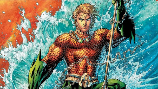 Arthur Curry, Aquaman