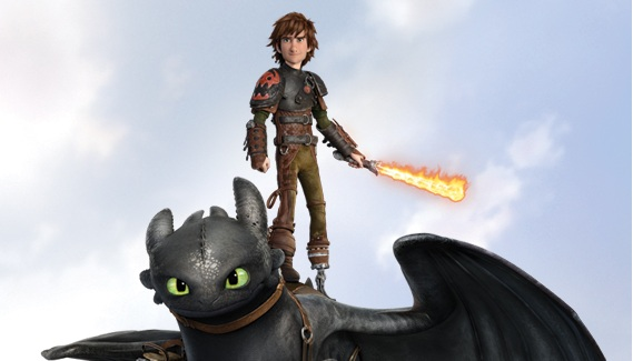 como entrenar a tu dragon 21