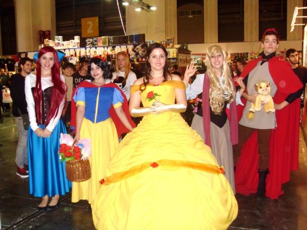 El cosplay de Disney gana en popularidad y calidad