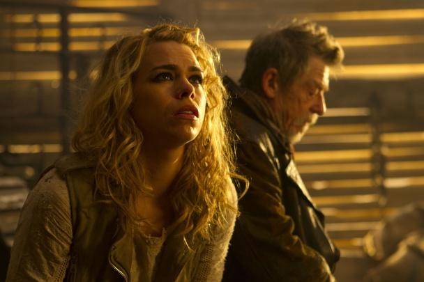 Rose y el viejo Doctor