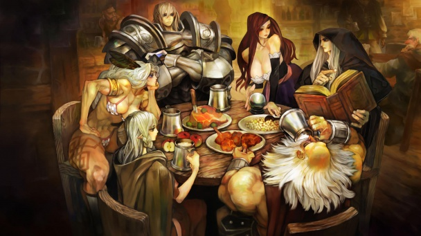 dragons-crown-personajes-taberna