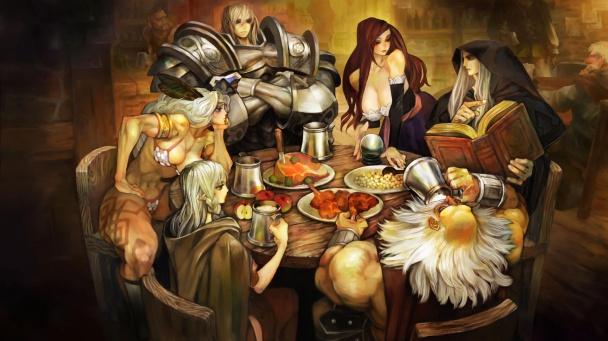 dragons-crown-personajes-taberna