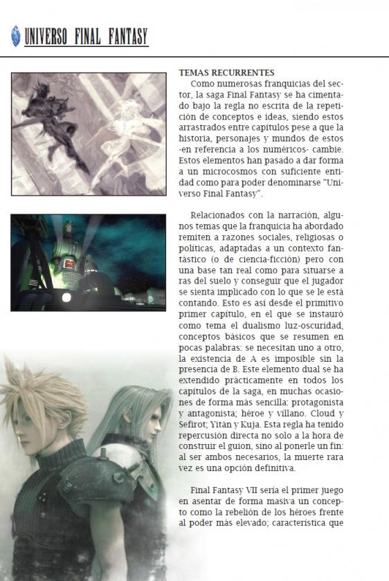 final fantasy página