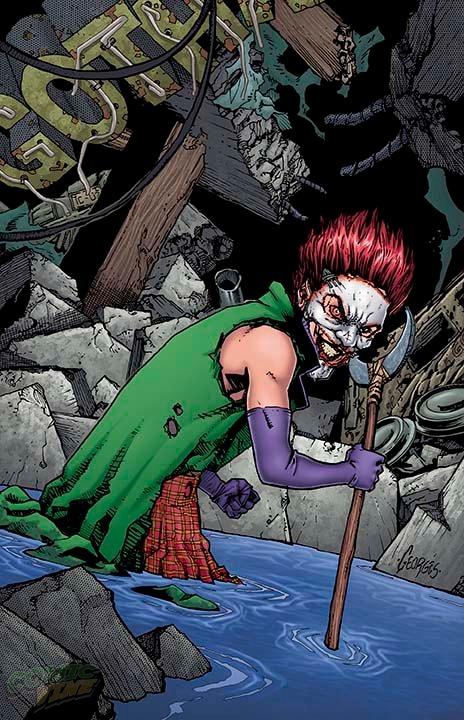 joker hija one shot margueritte bennett dc comics