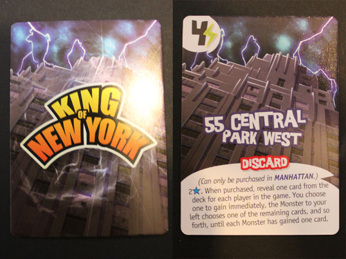 King of New York, de Richard Garfield