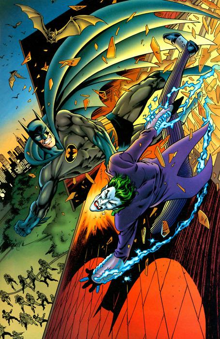 Batman contra el Joker