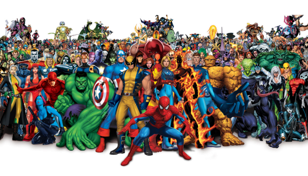 marvel superpoderes