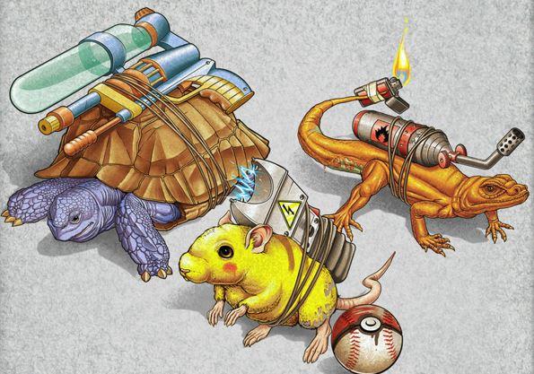 pokemons-reales